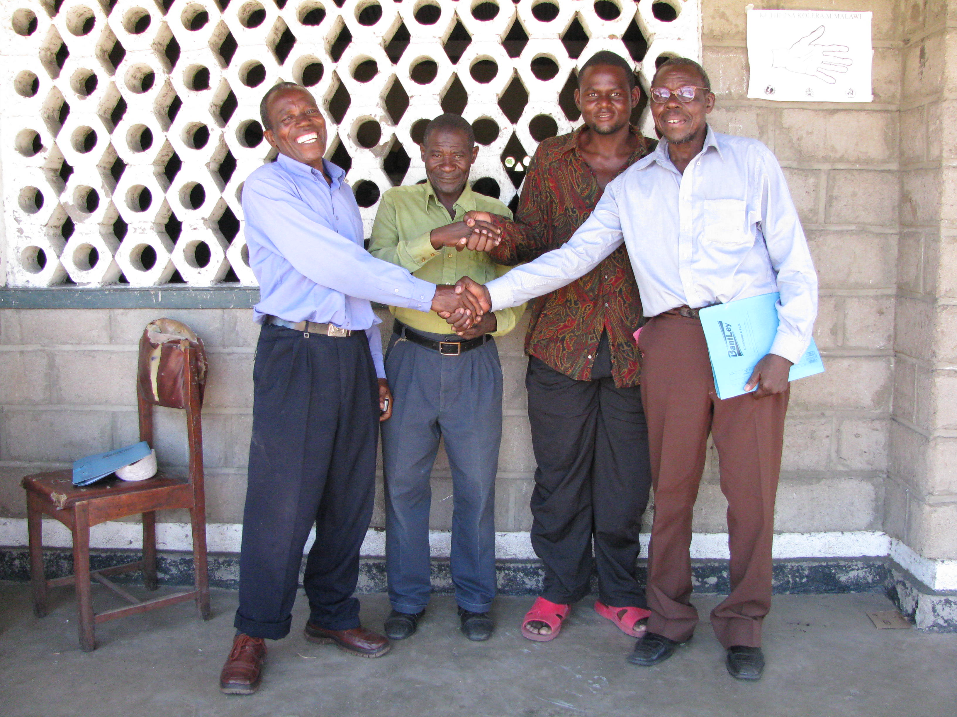community mediation Malawi