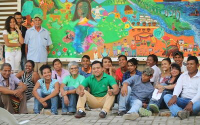 Recreating peace through the arts: Stories from Uganda and Colombia