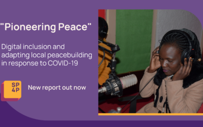Pioneering Peace: Digital Inclusion and Adaptation in Response to COVID-19